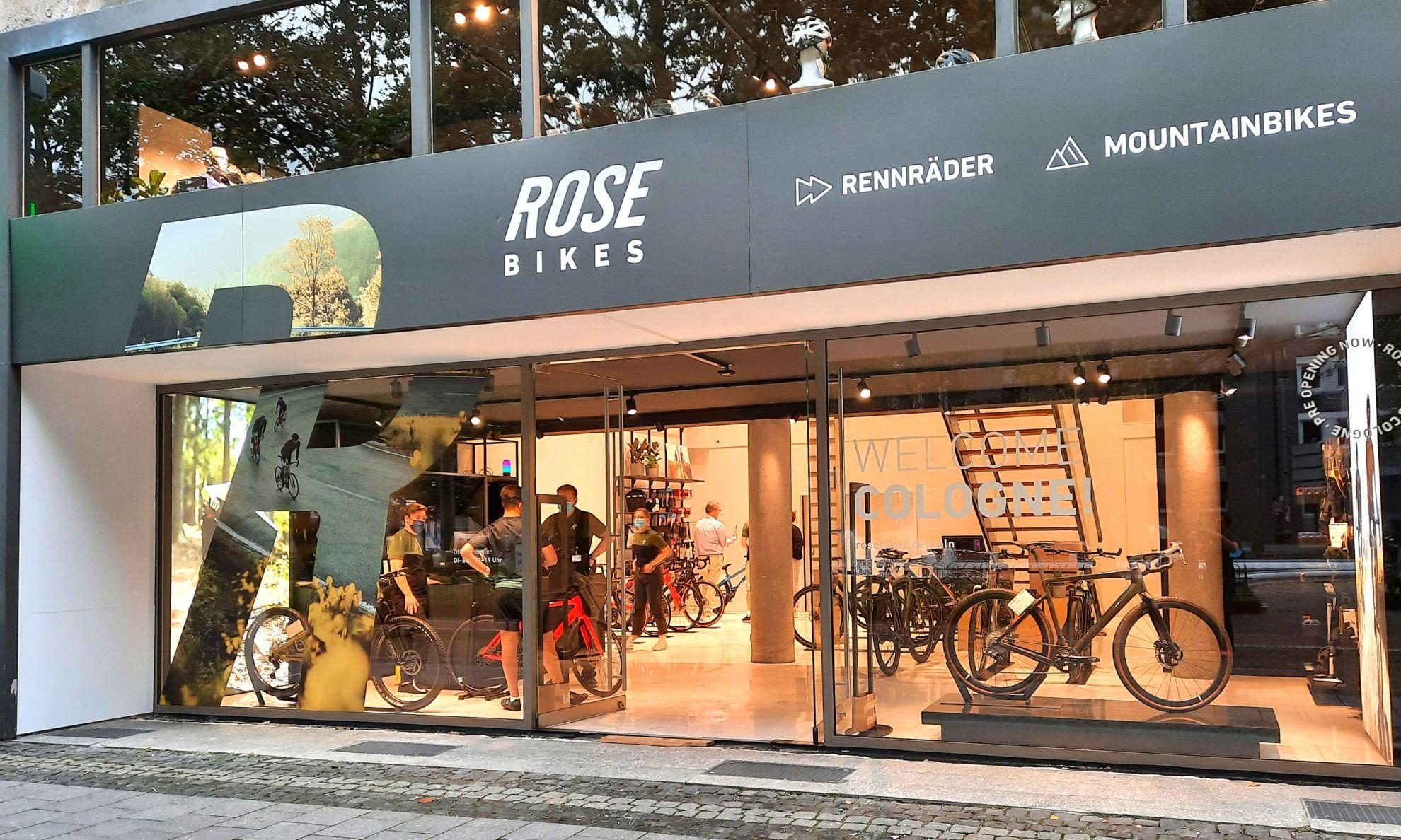Mitte September fand die erste Teilöffnung des neuen Rose-Stores am Kaiser-Wilhelm-Ring in der Kölner Innenstadt statt