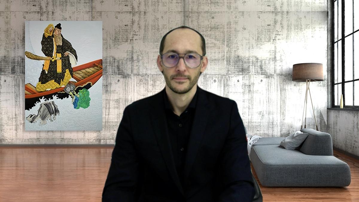 André Karkalis sammelt Spenden für die Corona-Künstlerhilfe.