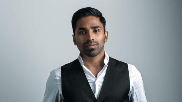 CEO Aroosh Thillainathan