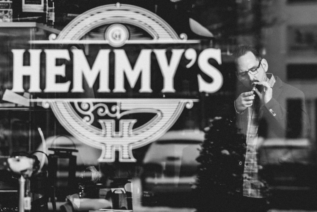 Hemmy Garcia: Kubanisches Temperament und Berliner Humor