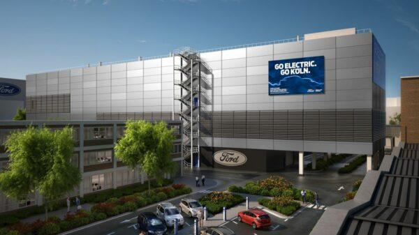 Ford beginnt mit Umgestaltung des Kölner Werkgeländes